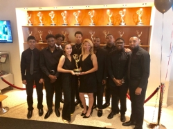 Winslow Township High School's Television Production Class wins NFL Films First Annual Film Competition!!